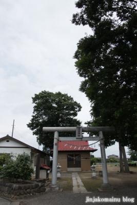 諏訪神社(久喜市下清久)1