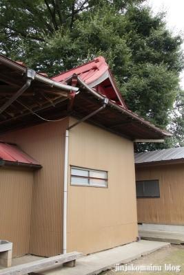 諏訪神社(久喜市下清久)7