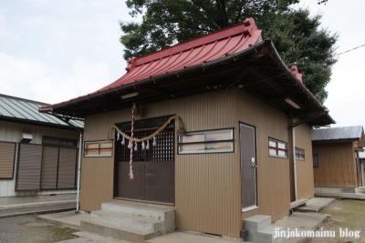 諏訪神社(久喜市下清久)6