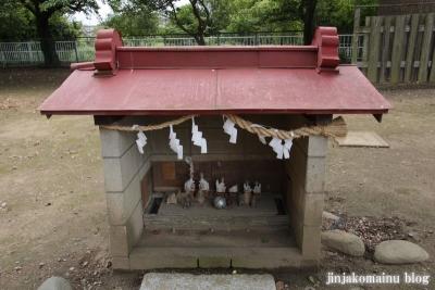 諏訪神社(久喜市下清久)8