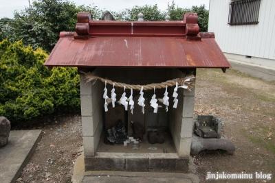 諏訪神社(久喜市下清久)9