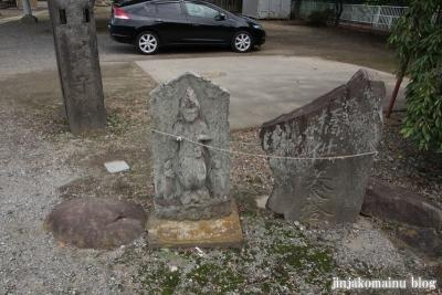諏訪神社(久喜市下清久)11