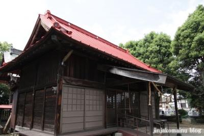 白幡雷電神社(久喜市上清久)9
