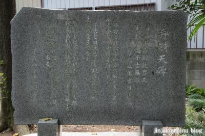 白幡雷電神社(久喜市上清久)14