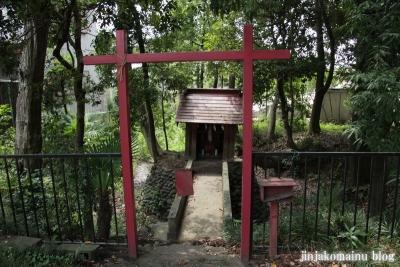 白幡雷電神社(久喜市上清久)15