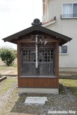 住吉神社(久喜市六万部)8