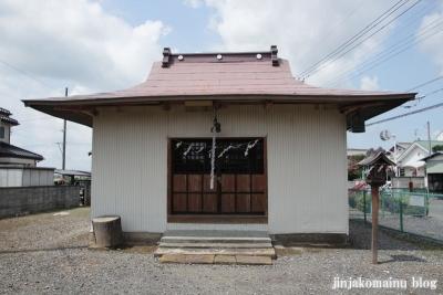 住吉神社(久喜市六万部)4