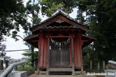 愛宕社(久喜市六万部)7
