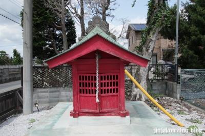 稲荷神社(久喜市北中曽根)3