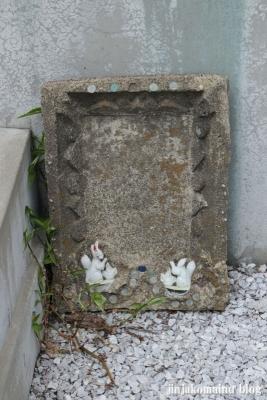 稲荷神社(久喜市北中曽根)6