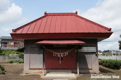 久伊豆神社(久喜市北中曽根)6