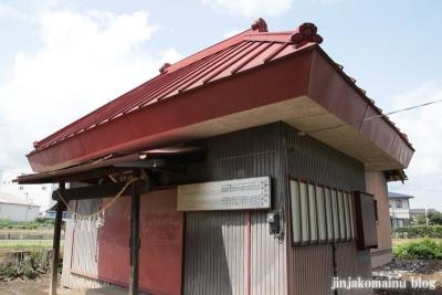 久伊豆神社(久喜市北中曽根)8
