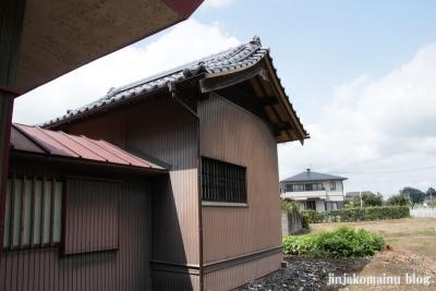 久伊豆神社(久喜市北中曽根)9