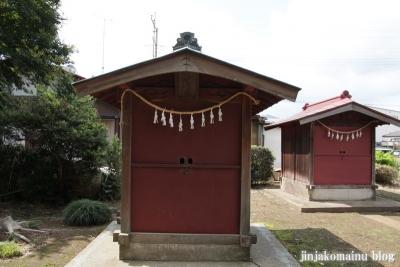 久伊豆神社(久喜市北中曽根)12