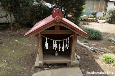 久伊豆神社(久喜市北中曽根)13