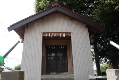 愛宕神社(久喜市北中曽根)5