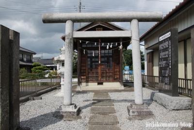 金山神社(久喜市北中曽根)2