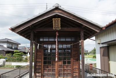 金山神社(久喜市北中曽根)3
