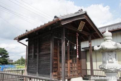 金山神社(久喜市北中曽根)5