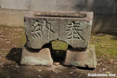久伊豆神社(加須市割目)4