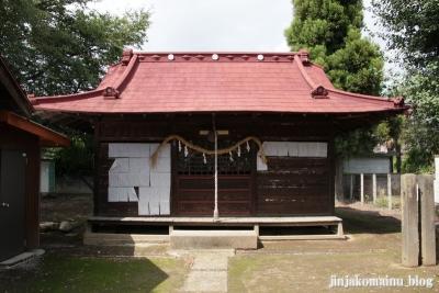 久伊豆神社(加須市割目)5