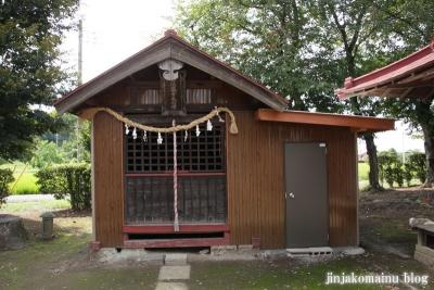 久伊豆神社(加須市割目)8