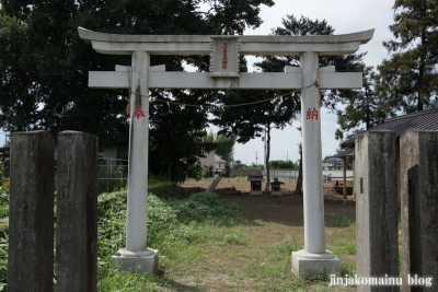 天照皇大神宮(久喜市六万部)3