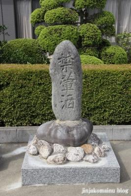 天満宮(久喜市六万部)4