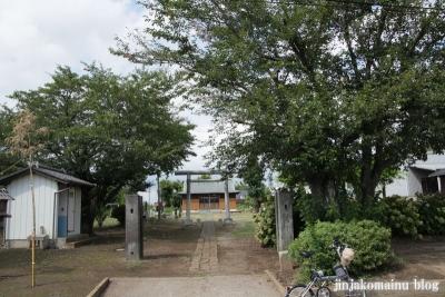 六所神社(久喜市六万部)1