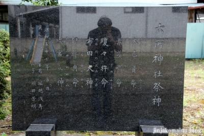 六所神社(久喜市六万部)3