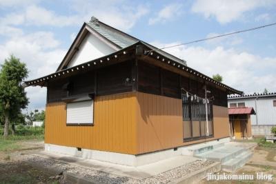 六所神社(久喜市六万部)5