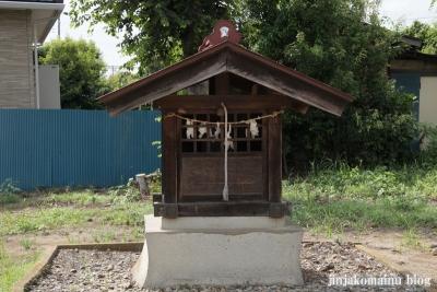 六所神社(久喜市六万部)8