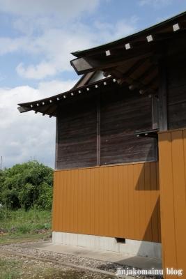六所神社(久喜市六万部)6