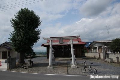 長宮神社(久喜市上清久)1