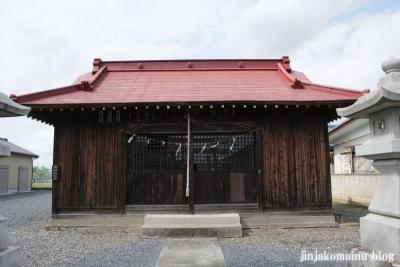 長宮神社(久喜市上清久)6