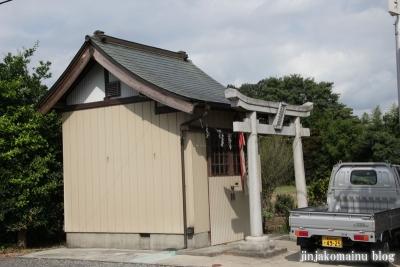 八坂神社(久喜市上清久)1