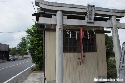 八坂神社(久喜市上清久)4
