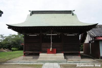 中妻千勝神社(久喜市中妻)9
