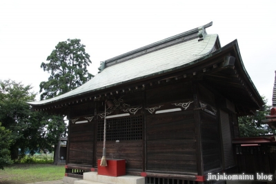 中妻千勝神社(久喜市中妻)11