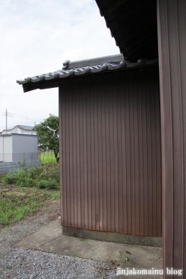 稲荷神社(久喜市久本寺)7