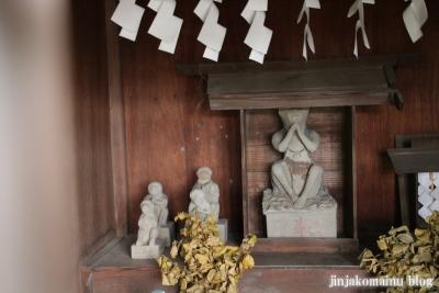 山王神社(久喜市上内)4