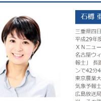 石榑亜紀子さん