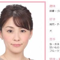 斉藤舞子アナ