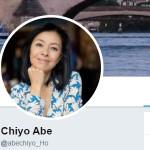 Chiyo Abe(@abechiyo_Ho)さん