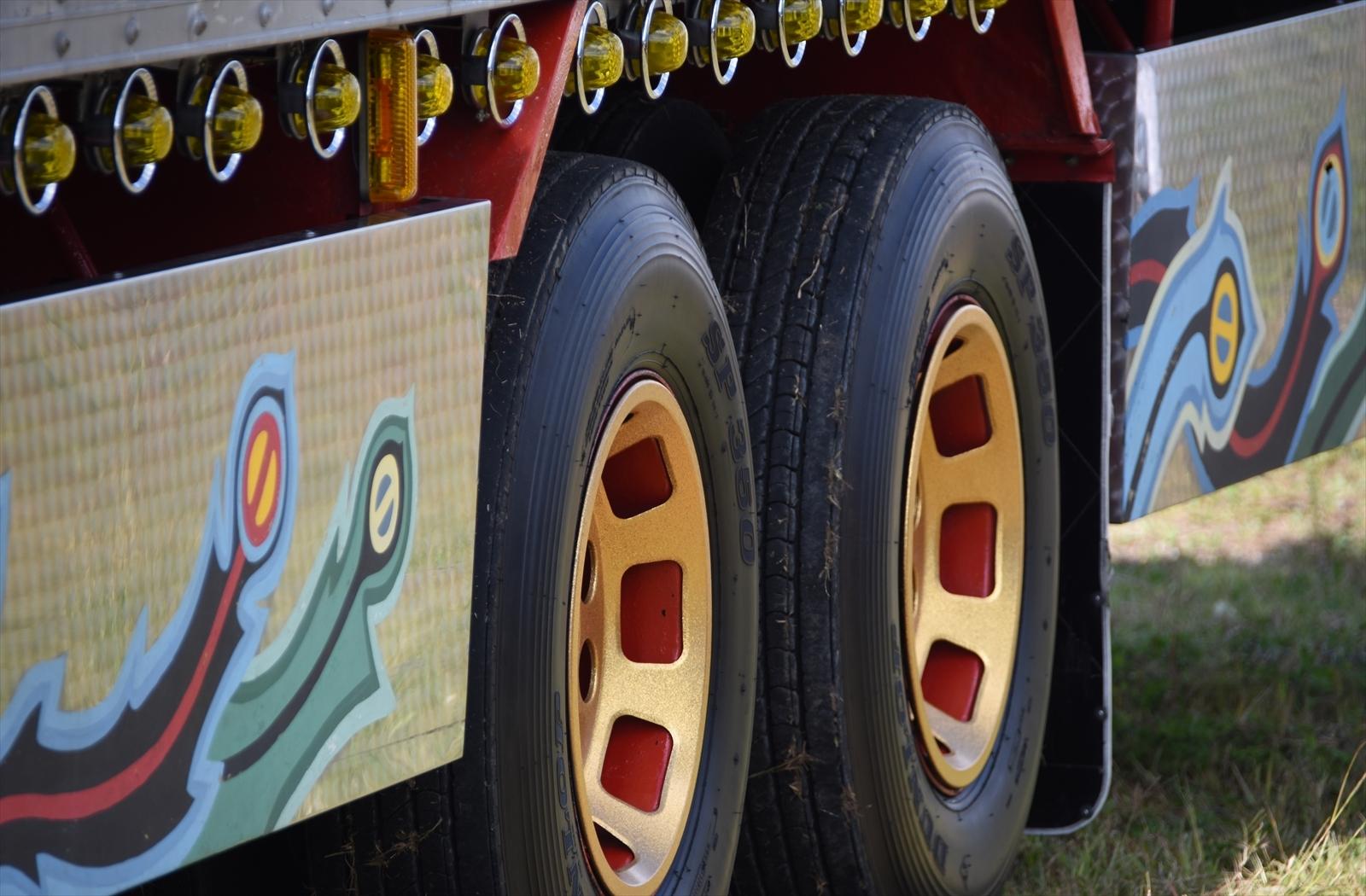 トラック一番星号044