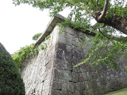 五稜郭石垣
