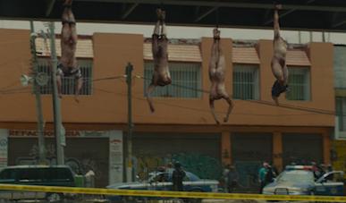 「ボーダーライン」の吊された人たち