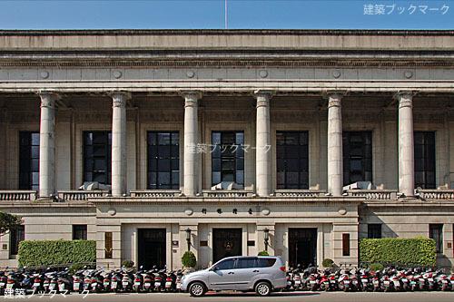 台湾銀行本行ビル(旧台湾銀行本店)