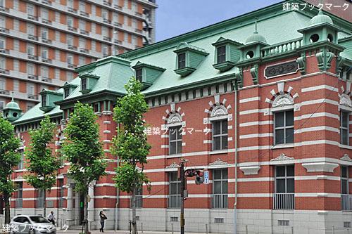 みずほ銀行京都中央支店(旧第一勧業銀行京都支店)