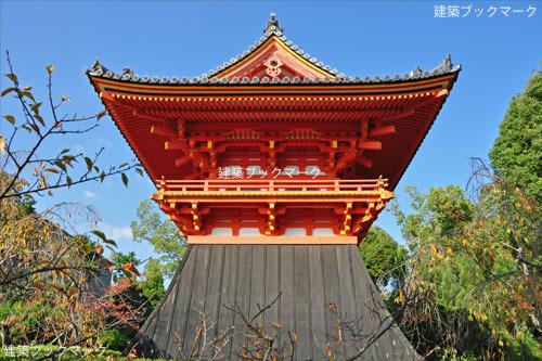 仁和寺 鐘楼